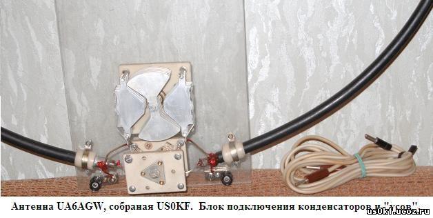 Кв антенна магнитная своими руками 80